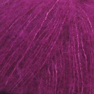 DROPS Brushed Alpaca Silk 09 Lilla