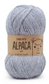 DROPS Alpaca 9021 Tåge Mix