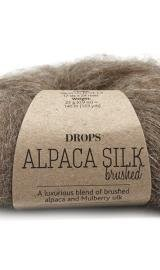 DROPS Brushed Alpaca Silk 05 Beige